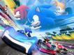 Sfondo: Sonic In Action