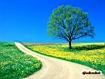 Sfondo: Spring Road