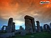 Sfondo: Stonehenge ruins