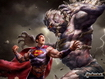 Sfondo: Superman Vs Doomsday