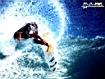 Sfondo: Surf su onda