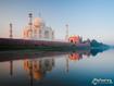 Sfondo: Taj Mahal