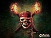 Sfondo: Teschio pirata