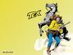 Sfondo: La grinta di Tex