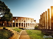 Sfondo: The Colosseum In Rome