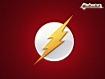 Sfondo: The Flash Logo