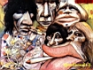 The Rolling Stones Art