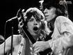 Sfondo: Mick e Richards