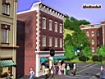Sfondo: The Sims Town