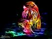 Sfondo: Tiger Light
