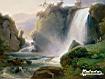 Sfondo: Tivoli Waterfall