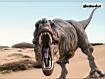 Sfondo: Tyrannosaurus Rex