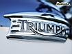 Sfondo: Triumph Logo