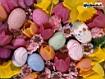 Sfondo: Uova colorate