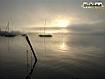 Sfondo: Lago nebbioso