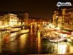 Sfondo: Venezia in notturna