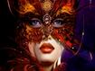 Sfondo: Venice Carnival Mask