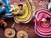 Sfondo: Vibrant Whirl