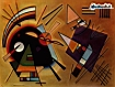 Sfondo: Wassily Kandinsky