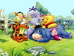 Sfondo: Winnie And Friends