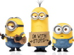 Sfondo: Minion With Stupid