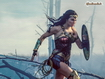 Sfondo: Wonder Woman In Action